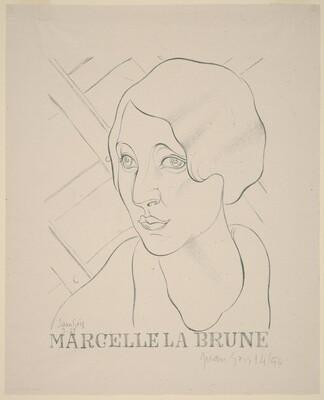 Marcelle la Brune