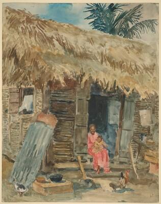 Hut in Trinidad