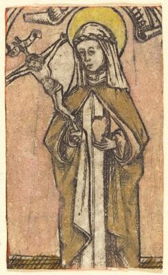 Saint Brigitta?