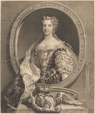 Marie Leszczynska of Poland, Queen of France
