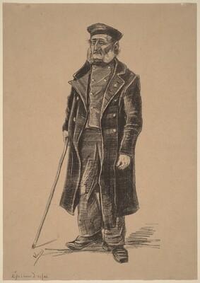 Orphan Man, Standing