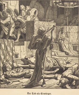 Der Tod als Erwürger (Death as Strangler)