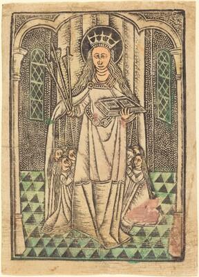Saint Ursula as Protectress