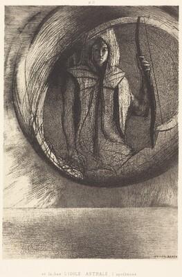 Et la-bas l'idole astrale, l'Apotheose (And beyond, the star idol, the apotheosis)