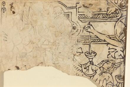 Christ on a Goldsmith's Cross