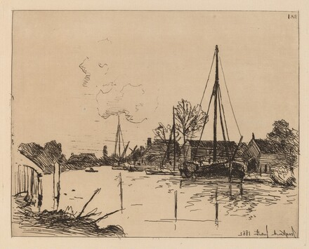 The Canal (Le Canal)