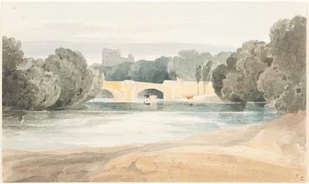 Bridge at Knaresborough