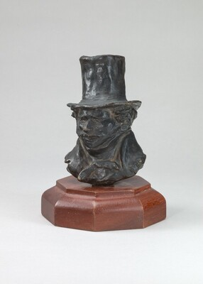 Man in a Tall Hat