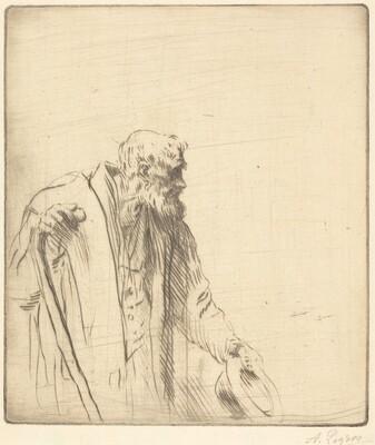 Beggar (Un mendiant)