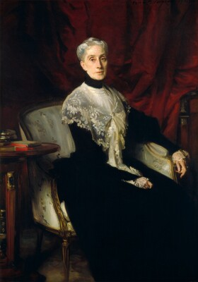 Ellen Peabody Endicott (Mrs. William Crowninshield Endicott)