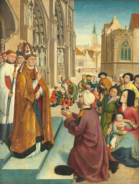 Episodes from the Life of a Bishop Saint