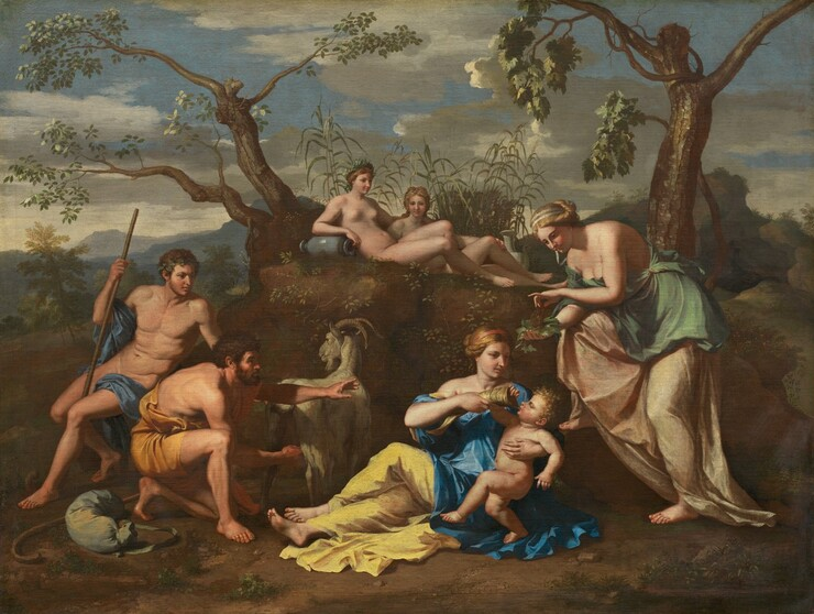 Seventeenth-Century French Painting