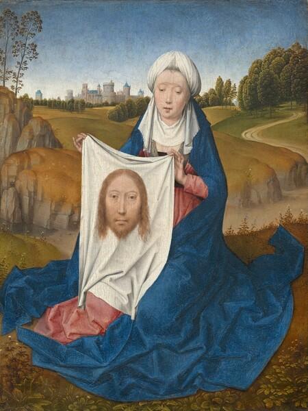 Saint Veronica [obverse]