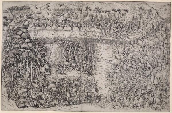 The Battle of Fornovo
