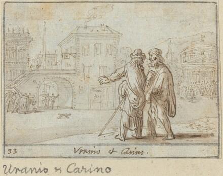 Uranio and Carino