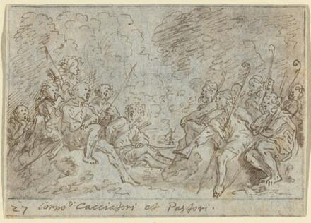 Chorus of Hunters and Shepherds