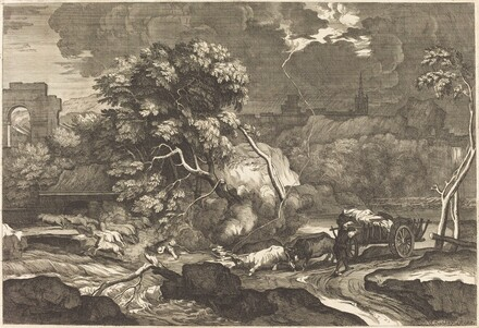 Landscape with a Frightened Waggoner