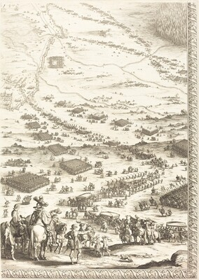 The Siege of Breda [plate 6 of 6]