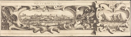 The Siege of La Rochelle [plate 16 of 16; set comprises 1952.8.97-112]