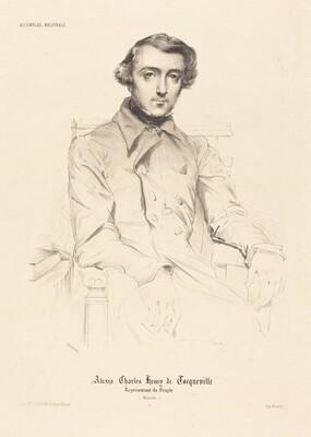 Alexis Charles Henry de Tocqueville