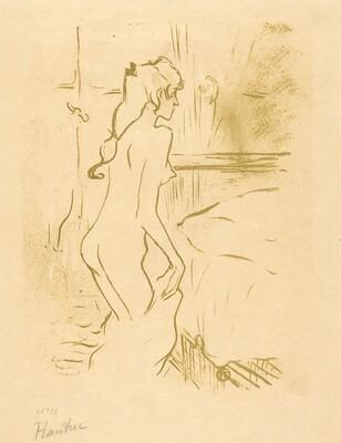 Study of a Woman (Etude de femme)