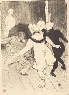 Folies-Bergere: The Censors of M. Prudhomme (Folies-Bergère: Les pudeurs de M. Prudhomme)