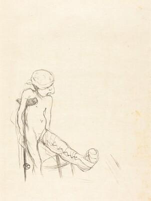 Wounded Eros (Eros vanné)