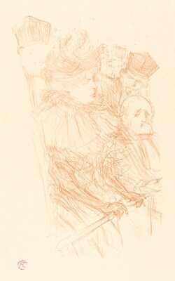 Lebaudy Trial - Testimony of Mlle. Marsy (Procès Lebaudy - Déposition de Mlle. Marsy)