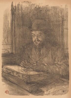 The Fine Printmaker Adolphe Albert (Le bon graveur - Adolphe Albert)