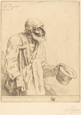 Beggar (Le mendiant)
