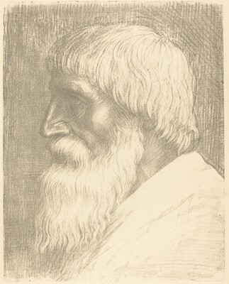 Head of a Man (Tete d'homme)