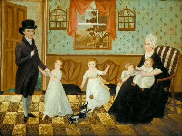 The Sargent Family