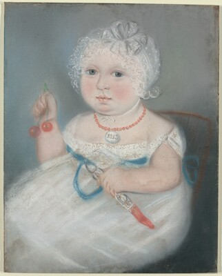 Baby with Locket