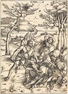 Hercules Conquering Cacus (Ercules)