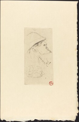 The Explorer Vicomte de Brettes (L'explorateur L.J. Vicomte de Brettes?)