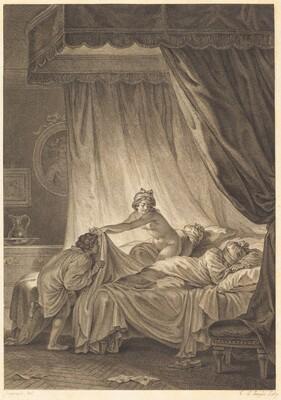 Joconde: Le lit
