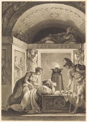 La matrone d'Ephese