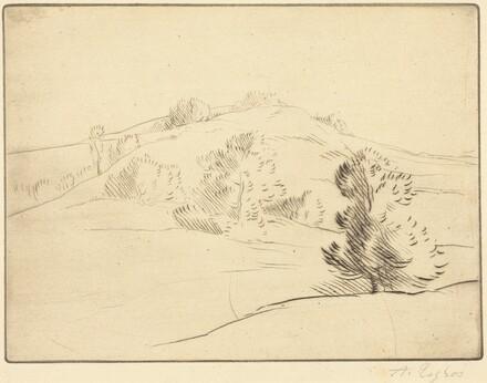 Small Hill (Le coteau)