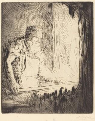 Blacksmith (Le forgeron)