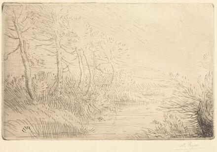 Riverbank (Bord de la riviere)
