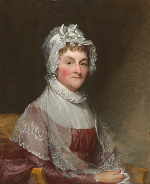 Abigail Smith Adams (Mrs. John Adams)