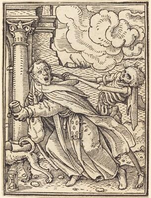 The Mendicant Friar