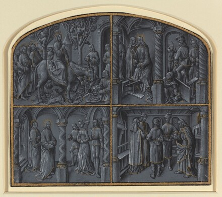 Four Scenes from the Life of Christ