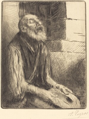 Seated Beggar (Mendiant assis)