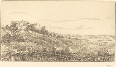 Valley of Veronne (La vallee de Veronne)
