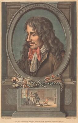 J.B. Poquelin de Moliere