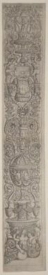 Ornament Panel: Nereid Ridden by Two Children
