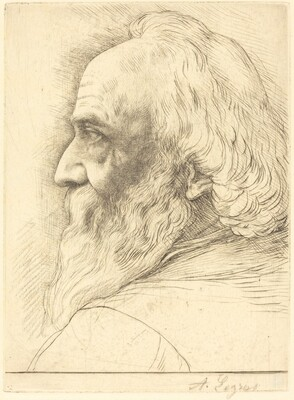 Self-Portrait, 12th plate