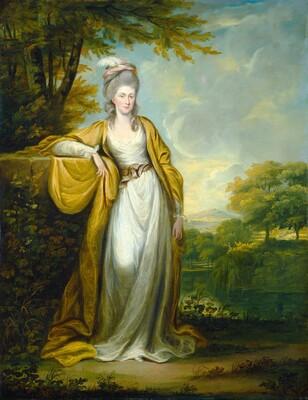 Lady Algernon Percy