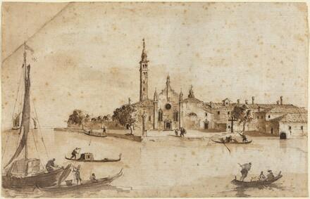 The Island of Madonna della Grazia